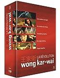 Coffret La Révolution Wong Kar-wai - Nos années sauvages + Les cendres du temps + Chungking Express + Les anges déchus + Happy Together
