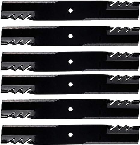 6PK Oregon 396-726 G6 Mower Blades For Ariens 00273100 03253800 03399704