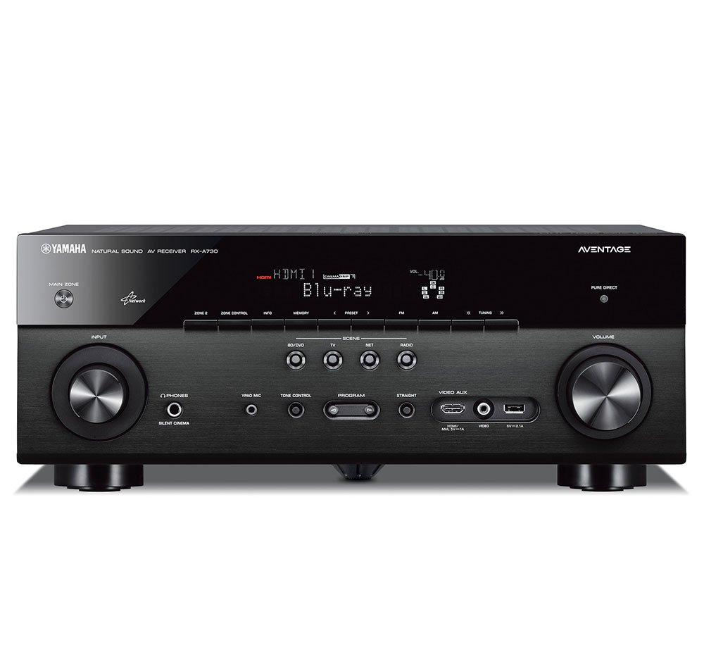 61N6s0zE eL._SL1000_ amazon com yamaha rx a730 7 2 channel network aventage home  at bayanpartner.co