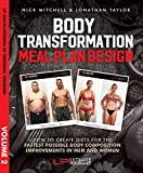 img - for Body Transformation Meal Plan Design (UP Encyclopaedia of Personal Training Volume 2) book / textbook / text book
