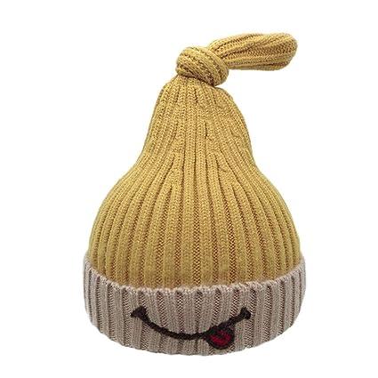 8009aadf10c Amazon.com  Little Kids Cartoon Winter Warm Hat