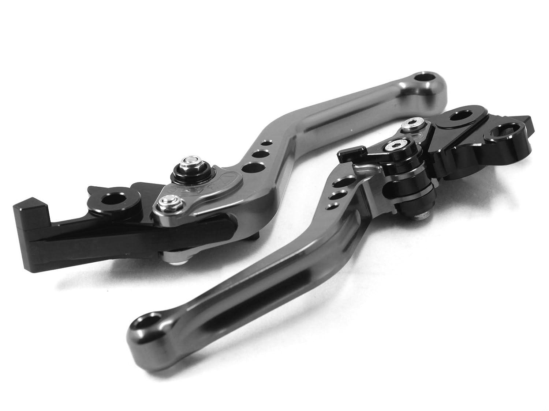 Pro Short Titanium CNC Clutch Brake Lever Set for BMW S1000R (w and w/o CC) 2015-2018 S1000RR (w and w/o CC) 2015-2018 Moto-777
