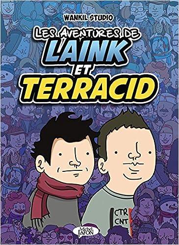 Amazon Fr Les Aventures De Laink Et Terracid Tome 1 1