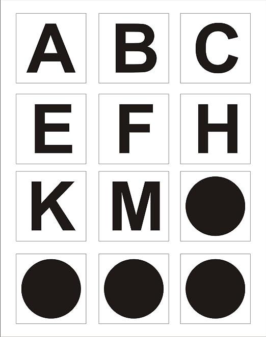 4 Zirkelpunkte für Kinder Dressurbuchstaben für Reitplatz und Halle