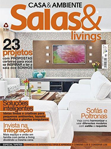 Amazon.com: Casa e Ambiente - Salas e Livings 48 (Portuguese ...