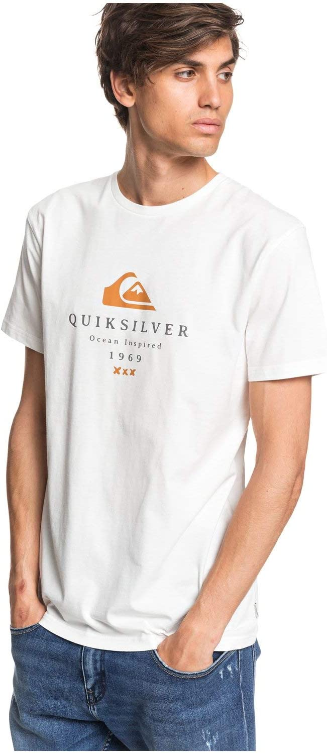 Quiksilver First Fire tee M - Camiseta Hombre