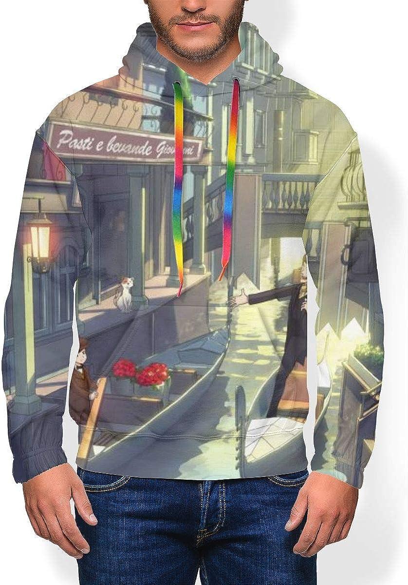 Fashion Anime Hooded Sweatshirts ErnestineDavis Serial Experiments Lain Thicken Hoodies