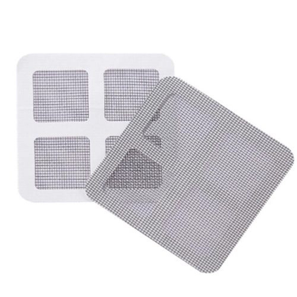 3PCS Anti-Insect Repair Tape Pulison Fly Door Window Mosquito Screen Net Repair Tape Patch Adhesive Allow Fresh Air in While Keeping Out Flies by Pulison (Image #4)