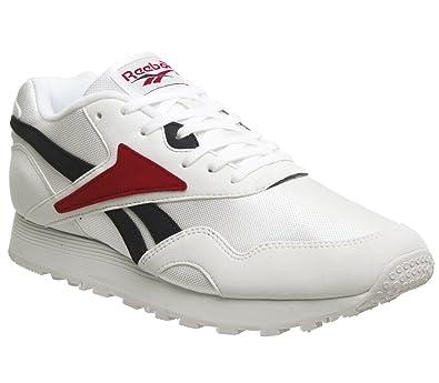 Zapatillas Reebok - Rapide OG Su Blanco/Azul/Rojo: Amazon.es: Zapatos y complementos