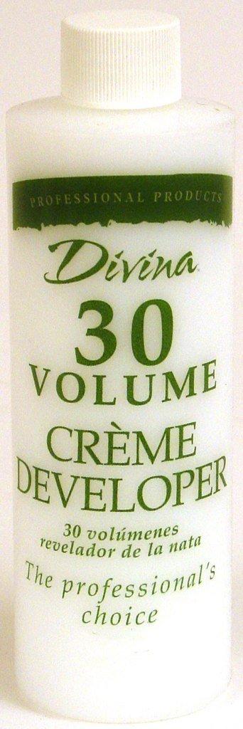 Divina Cream Developer - 30 Volume 480 ml (Pack of 6)