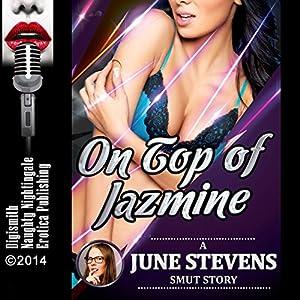 On Top of Jazmine Audiobook