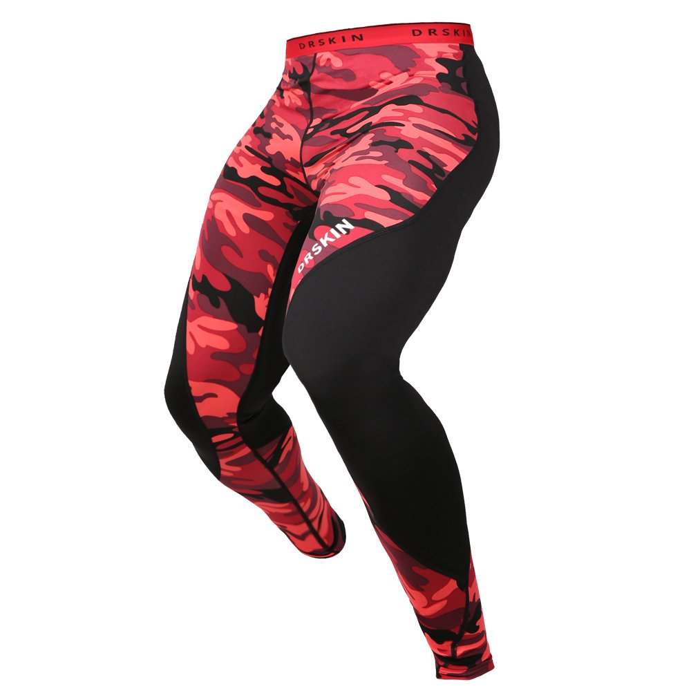 DRSKIN Men's 1~3 Pack Compression Dry Cool Sports