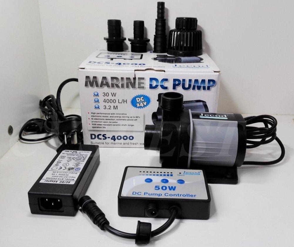 Jebao (Jecod) DCS 4000 Variable Geschwindigkeit Stille Pumpe