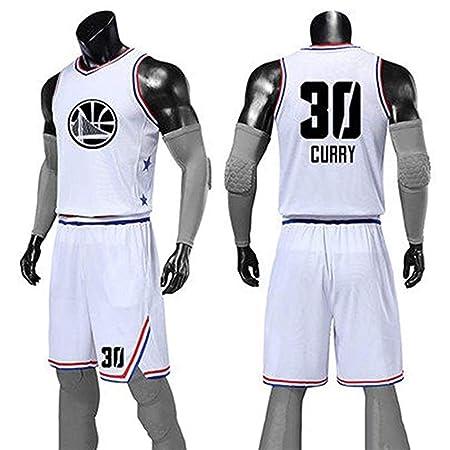 Ldwxxx Camiseta de Manga Corta para Hombre de la NBA Juego de ...