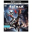 DCU: Batman and Harley Quinn (4K UHD/BD) [Blu-ray]