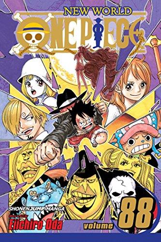 One Piece, Vol. 88 [Oda, Eiichiro] (Tapa Blanda)