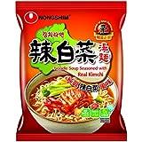 NongShim Noodle Soup, Kimchi, 4.2 Ounce (Pack of 10)