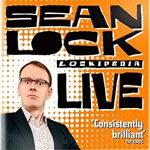 Sean Lock Live Lockipedia Performance