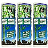 shark tank tree - Bambooee - The Original Reuseable & Machine Washable Rayon from Bamboo Paper Towel Replacement As Seen on Shark Tank - We plant a tree with every roll we sell - 30-Sheet Rolls (3 Rolls)