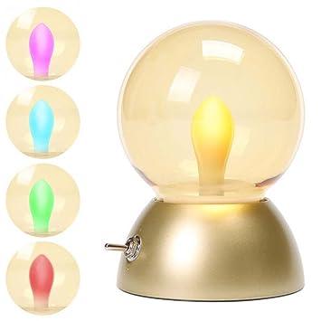 Ampoule Lampes De Night ChevetVintage Ruanyi Mini Light Usb Retro 3j4c5RqAL