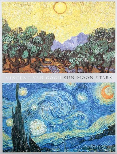 Van Gogh Note (Van Gogh Sun Moon Stars Portfolio Notes)