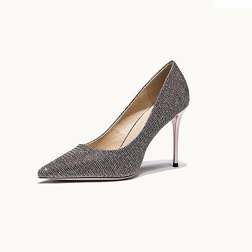 Sunny Spring Zapatos De Mujer Zapatos De Tacón Alto Vestido Fiesta Citas Ropa De Trabajo Zapatos