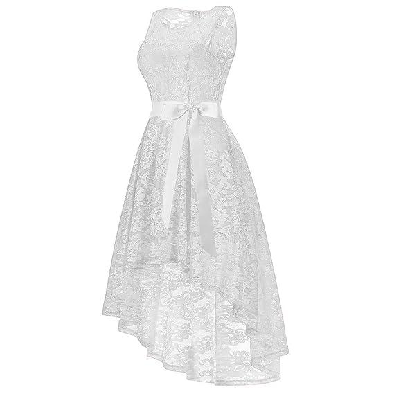 Sommerkleid Damen Kleider Abendkleid Elegant Rockabilly