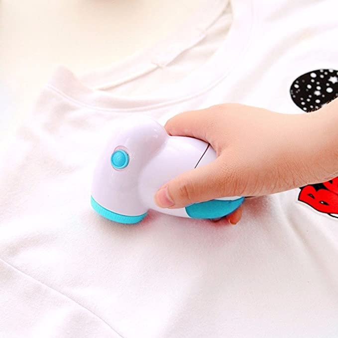Portable Mini Fabric Sweater Clothes Fuzz Pellet Ball Trimmer,Manual Hair Remover for Cashmere Sweater Cardigan Mississ Sweater Shaver