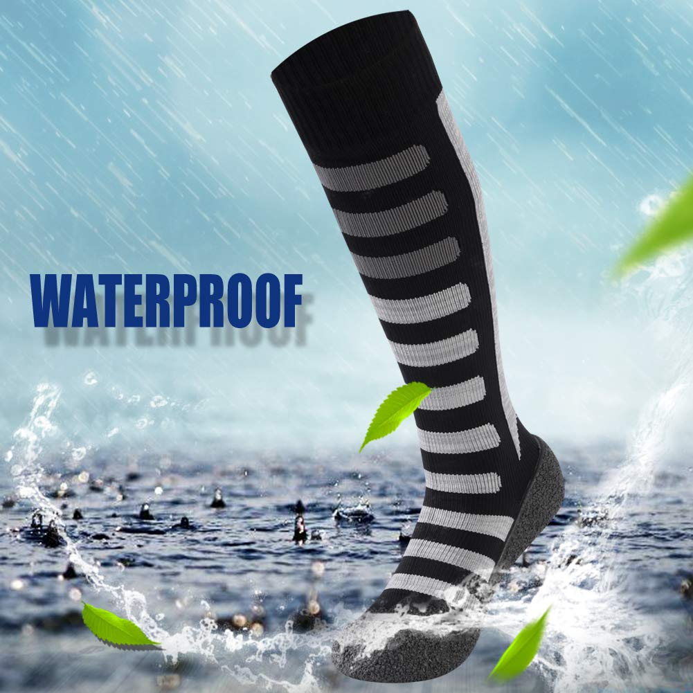 Water Shoes Barefoot Shoe for Boating Walking Hiking Fishing RANDY SUN 100/% Waterproof Shoes
