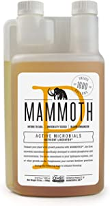 Mammoth Microbes Organic Bloom Booster | Hydroponic Nutrient (1 Litre -1000ml) | University Developed and Growers Approved