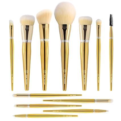 b5cdb096acd4 Panda Makeup Brushes   Saubhaya Makeup