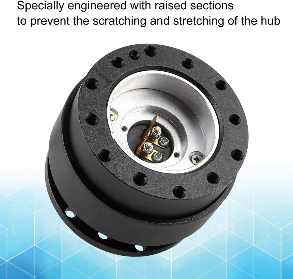 Lenkrad Trenn Nabe Universal Lenkrad Quick Release 2.0 Entferner Trenn Nabe modifizierte Teile