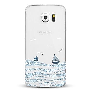AIsoar Samsung Galaxy S7 móvil, Samsung S7 Funda [Ultrafina ...