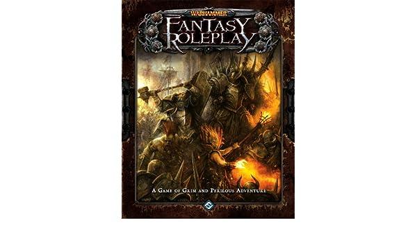 Warhammer Fantasy Roleplay Core Set: Fantasy Flight Team: Amazon.es: Juguetes y juegos