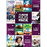 10-Movie Kid's Pack V.3