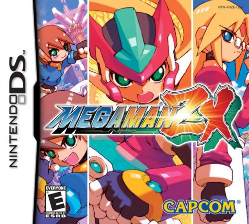 Amazon Com Mega Man Zx Nintendo Ds Artist Not Provided Video Games