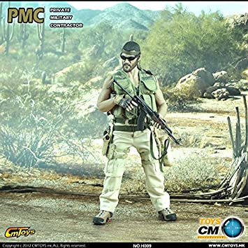 Buy CMToys PMC Private Military Contractor 1/6 H009 Online
