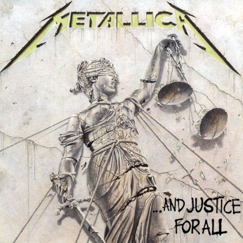 CD : Metallica - And Justice for All (CD)