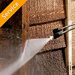 Looking for Pressure Washing? Hire a handpicked service pro from Amazon Home Services. Backed by Amazon's Happiness Guarantee.
