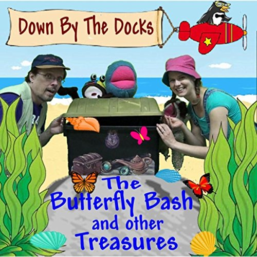 Talking Lobster - The Butterfly Bash and Other Treasures