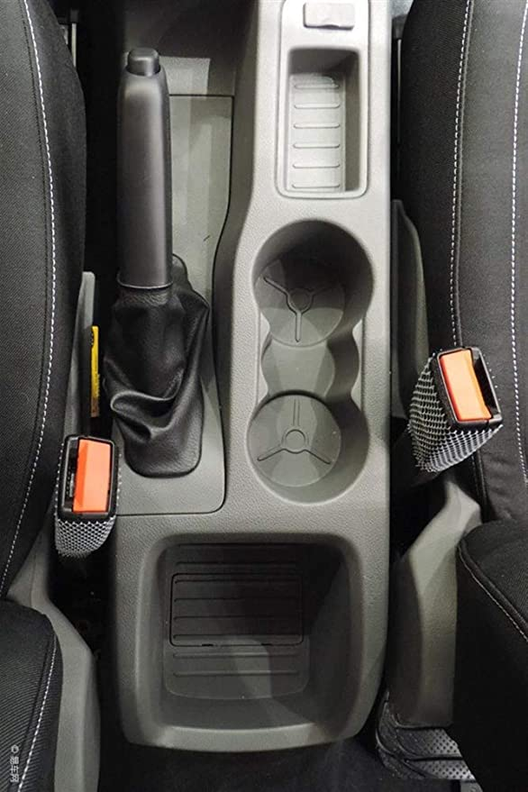 Muchkey Auto Interior Partes Caja de Lujo Centro Consola Apoyabrazos con 7 USB de Almacenamiento para 2009-2011 Focus 2 Negro: Amazon.es: Coche y moto
