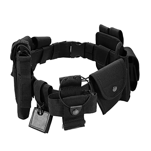21 opinioni per Lixada Tactical Trainer Belt/Cintura Tactical per polizia Guardia di sicurezza