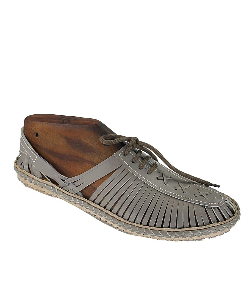KOLHAPURI CHAPPAL Original Overwhelming Overwhelming Overwhelming grigio Lace Style Kolhapuri Full scarpe Slipper Sandal 876417