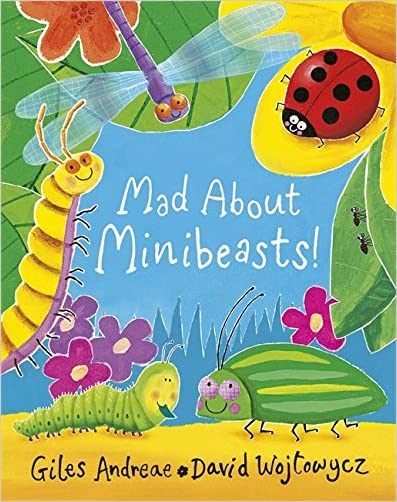 Image result for mad about minibeasts