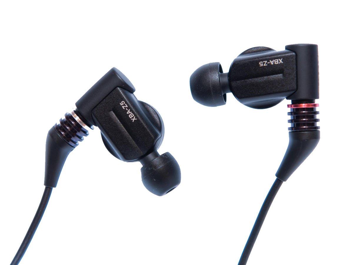 SONY XBA-Z5 Balanced Armature In-Ear Headphones by Sony