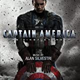 Captain America: First Avenger By Soundtrack (0001-01-01)