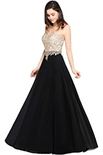 98507e789b9ca GRACE KARIN Strapless Ball Gown Evening Prom Party Dress CL675 at ...