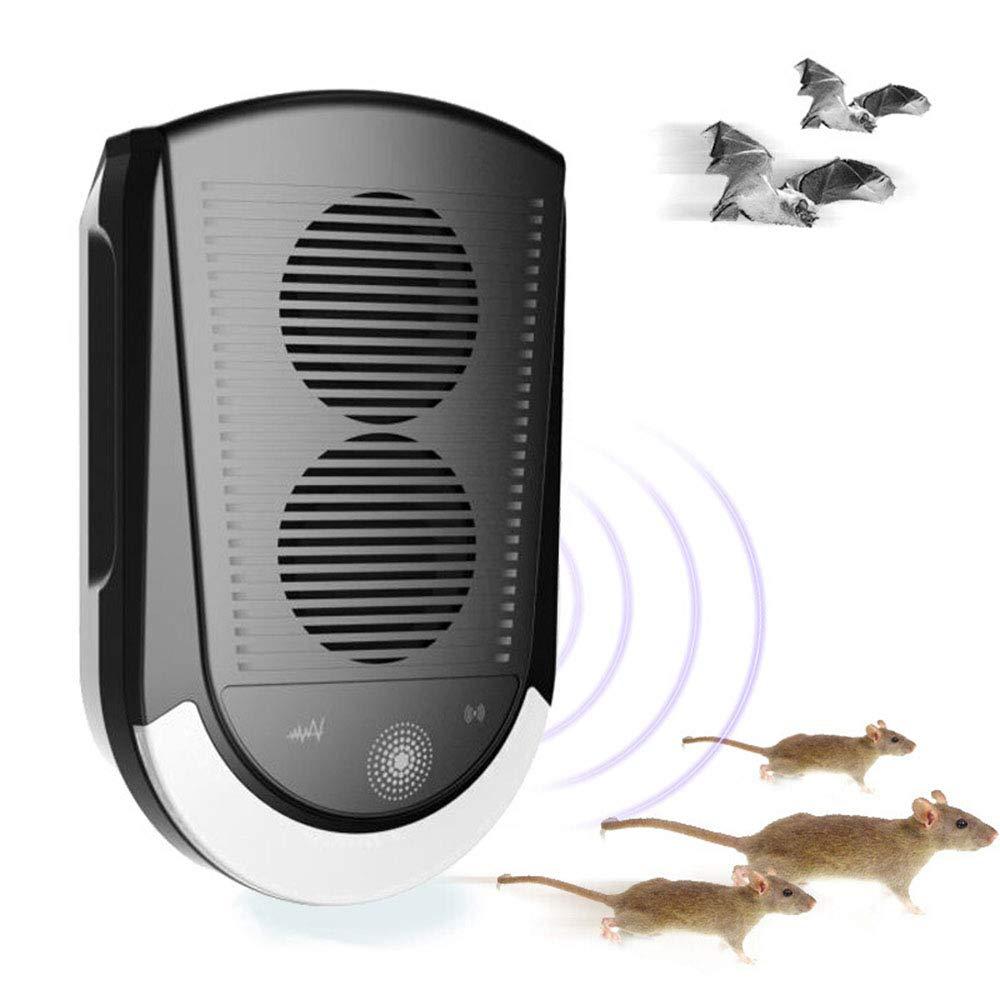 Repeller elettronico ultrasonico, Intelligente Multi-Funzione Elettronica ultrasuoni roditore, Repeller Domestico