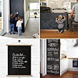 Chalkboard Contact Paper,LeeLoon Chalk Paper Wall