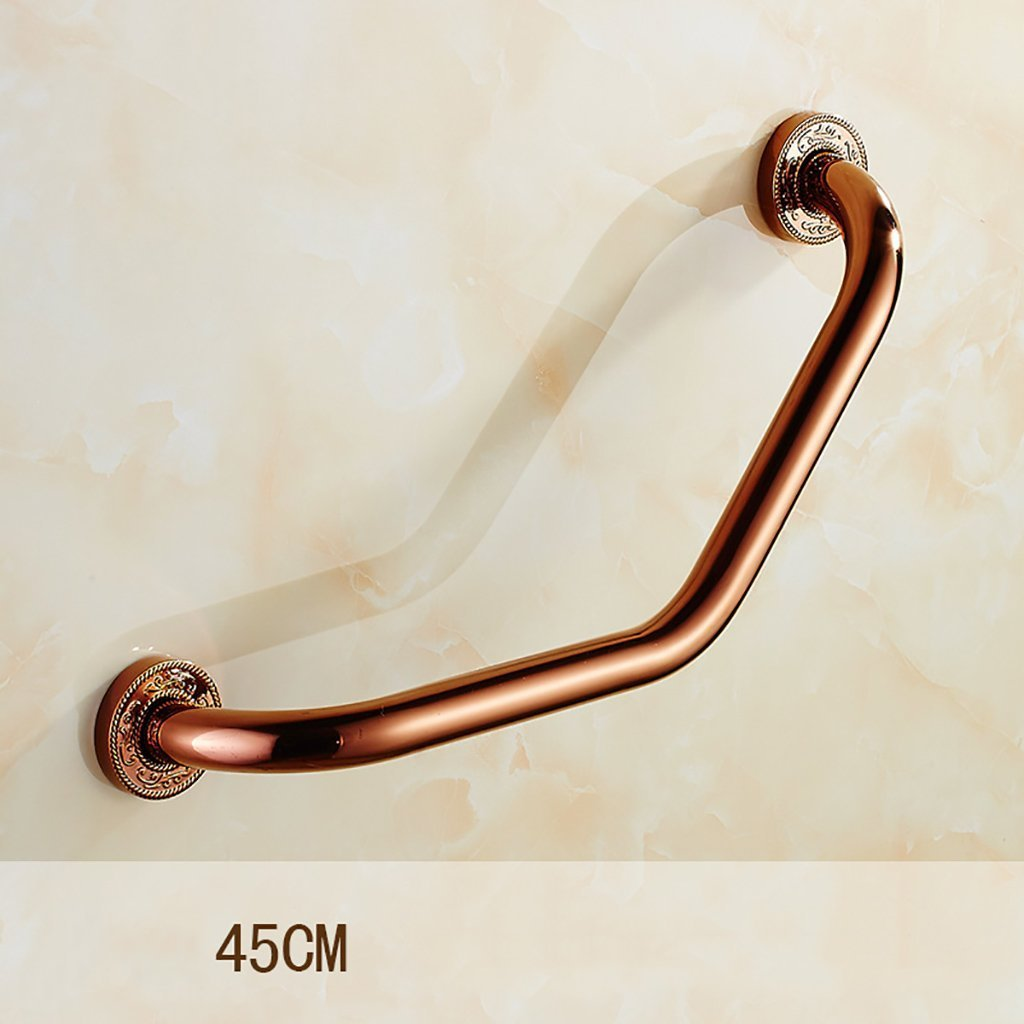 YAOHAOHAO Stainless steel bathroom handrail obstacle to maintain the aid/Communities The style of the bypass the aid shower & Security Support shower handrail safety bars (Color (b)